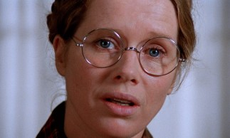 "Ingmar Bergman's ""Autumn Sonata"" keeps the close-ups coming of Eva (Liv Ullmann)..."