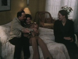 "Though Bergman wrote about a challenging production, the clearly hands-on director looks pretty happy with Ingrid Bergman and Liv Ullmann in the 3½-hour documentary ""The Making of 'Autumn Sonata.'"""