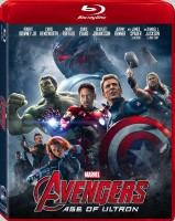 Avengers: Age of Ultron Blu-ray Disc cover art -- click to buy from Amazon.com