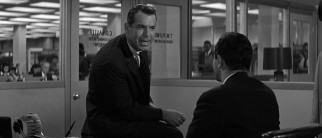 Fred MacMurray, ordinary the decent, likeable hero, unleashed a dark side for Billy Wilder, this time as adulterous personnel director Jeff Sheldrake.