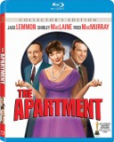 The Apartment Blu-ray Disc cover art -- click to buy from Amazon.com