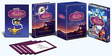 Aladdin: Collector's Gift Set -- click for larger image