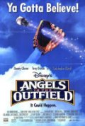 """Angels in the Outfield"" (1994) movie poster - click to buy from MovieGoods.com"