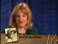 "Stacy Manning in ""A Look Back with the Gang"""
