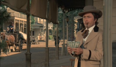 Bill Bixby as Russel Donovan in THE APPLE DUMPLING GANG (1975)