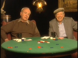 "Tim Conway and Don Knotts in ""A Look Back with the Gang"""