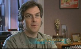 Gary Rydstrom appears in the Music and Sound Featurette.
