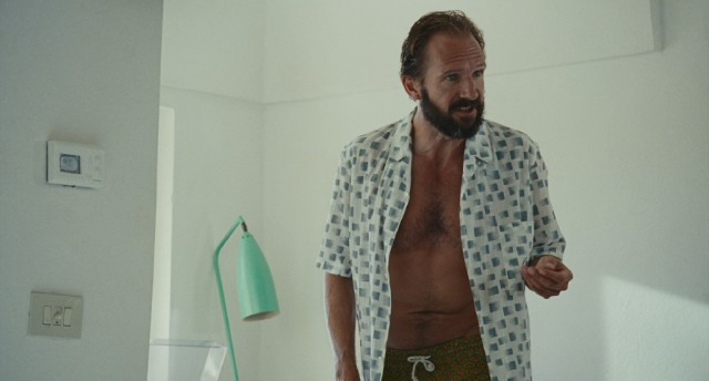 A Bigger Splash Blu-ra...