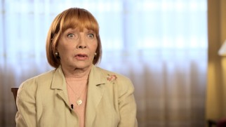 "French actress Stéphane Audran reflects on her most famous film credit in the 2012 interview ""Le Regard de Babette."""