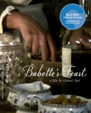 Babette's Feast: The Criterion Collection Blu-ray Disc cover art -- click to buy from Amazon.com