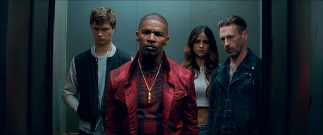 Baby Driver Blu Ray Review