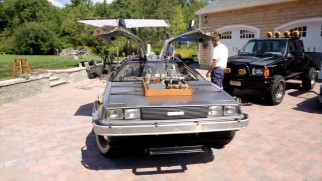 "Your interest in ""Back in Time"" might begin to flag when it starts focusing on DeLorean and other vehicle restoration."