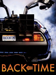 Back in Time DVD cover art - click to buy from Amazon.com