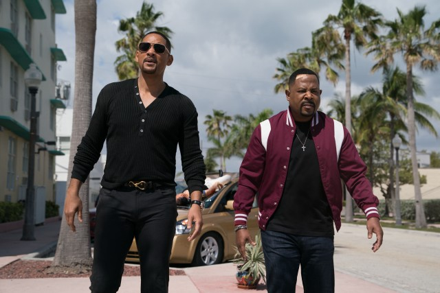 "Will Smith and Martin Lawrence return as Miami police officers Mike Lowrey and Marcus Burnett in ""Bad Boys for Life."""