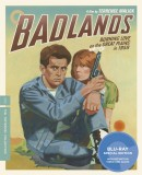 Badlands: The Criterion Collection Blu-ray cover art -- click to buy from Amazon.com