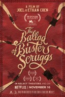The Ballad of Buster Scruggs (2018) movie poster