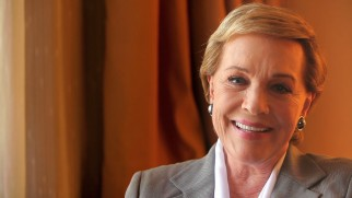 "Julie Andrews reflects on her ""Sound of Music"" co-star in the documentary ""Backstage with Barrymore."""