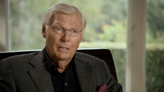 "Adam West reflects on life in and out of the cowl in ""Hanging with Batman."""