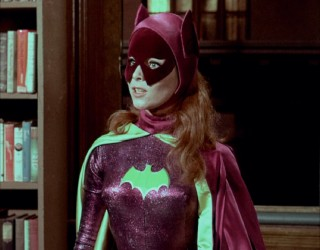 "Batgirl (Yvonne Craig) makes her debut in this 1967 ""pilot."""