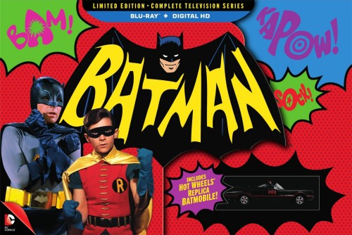 Buy Batman: Limited Edition Complete Television Series Blu-ray + Digital HD from Amazon.com