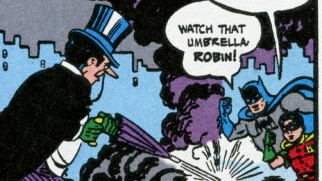 """Penguin: High Society Criminal"" considers one of Batman's primary villains both here and over the years."