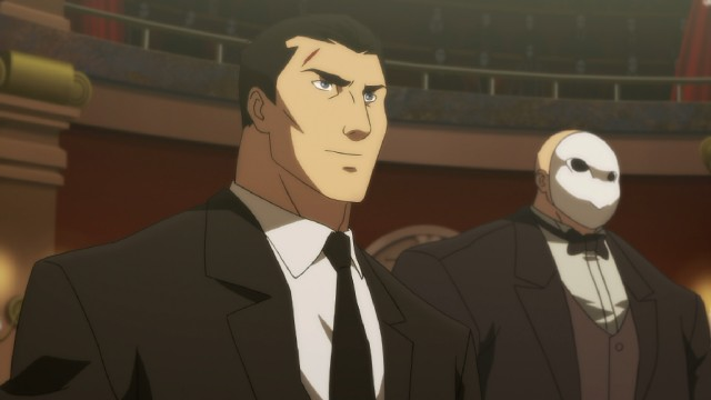 Bruce Wayne is courted by the Court of Owls without them realizing his heroic alter ego.