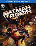 Batman vs. Robin (Blu-ray + DVD + Digital HD) - April 14