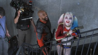 "There is a fine line between ""Batman v Superman"" making-of and ""Suicide Squad"" promotion."