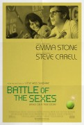 Battle of the Sexes (2017) movie poster