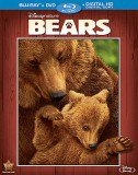 Disneynature's Bears: Blu-ray + DVD + Digital HD Digital Copy combo pack cover art -- click to buy from Amazon.com