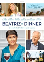 Beatriz at Dinner DVD cover art -- click to buy from Amazon.com