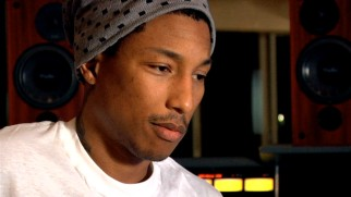 Pharrell (Williams) is one of several musicians who testify to A Tribe Called Quest's influence.