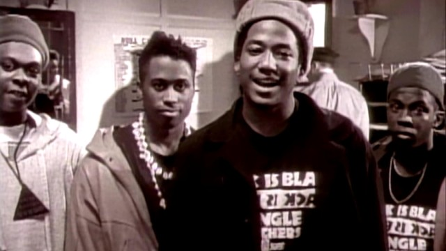 """I Left My Ticket in El Segundo"" is the first A Tribe Called Quest single celebrated in ""Beats, Rhymes & Life."""