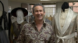 Jeffrey Kurland is happy to share the thoughts behind his costume designs.