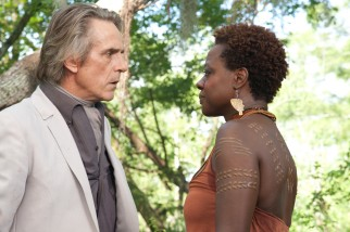 Macon Ravenwood (Jeremy Irons) and Amma (Viola Davis) are both more than meets the eye.