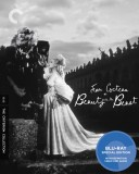 Beauty and the Beast (1946) The Criterion Collection Blu-ray cover art -- click to buy from Amazon.com