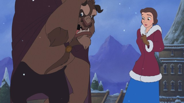 Jolly doesn't come easily for the temperamental Beast, not even at Christmastime. CLOSING THOUGHTS. Beauty and the Beast: The Enchanted Christmas ...