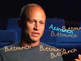 "Low-key Beavis and Butt-head creator Mike Judge explains how he was able to slip a previously rejected slang term past standards & practices in the hour-long documentary ""Taint of Greatness."""