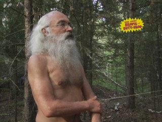 "Naturally, Beavis and Butt-Head have some amusing comments on shirtless wilderness guide Tamarack in MTV's ""True Life"" episode ""I'm Living Off the Grid."""