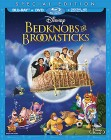 Bedknobs and Broomsticks: Blu-ray + DVD + Digital HD Digital Copy cover art