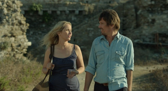 If you thought you'd seen the last of Celine (Julie Delpy) and Jesse (Ethan Hawke) walking and talking around Europe, think again!