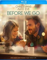 Before We Go Blu-ray Disc cover art - click to buy from Amazon.com