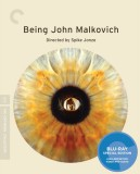 Being John Malkovich: The Criterion Collection Blu-ray cover art -- click to buy from Amazon.com