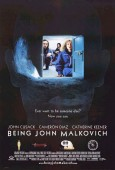 Being John Malkovich (1999) movie poster