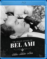 The Private Affairs of Bel Ami Blu-ray Disc cover art -- click to buy from Amazon.com