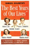 The Best Years of Our Lives (1946) movie poster