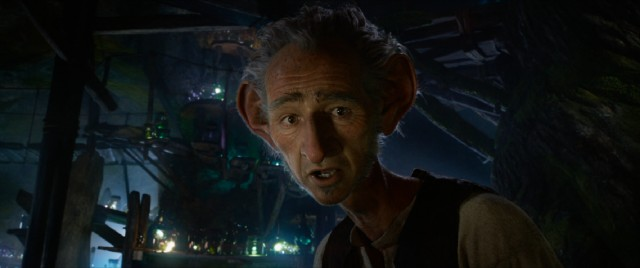 "Fresh off his Academy Award win, Mark Rylance reunites with Steven Spielberg to play -- via motion capture and animation -- the titular character of ""The BFG."""