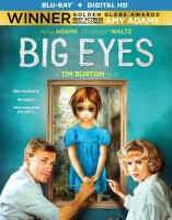 Big Eyes (Blu-ray + Digital HD) - April 14