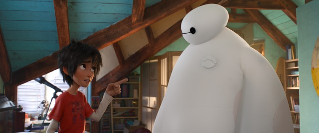 Hiro Hamada finds an unlikely friend in Baymax, a robotic health care companion invented by his older brother.