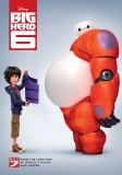 Disney's Big Hero 6 (2014) movie poster